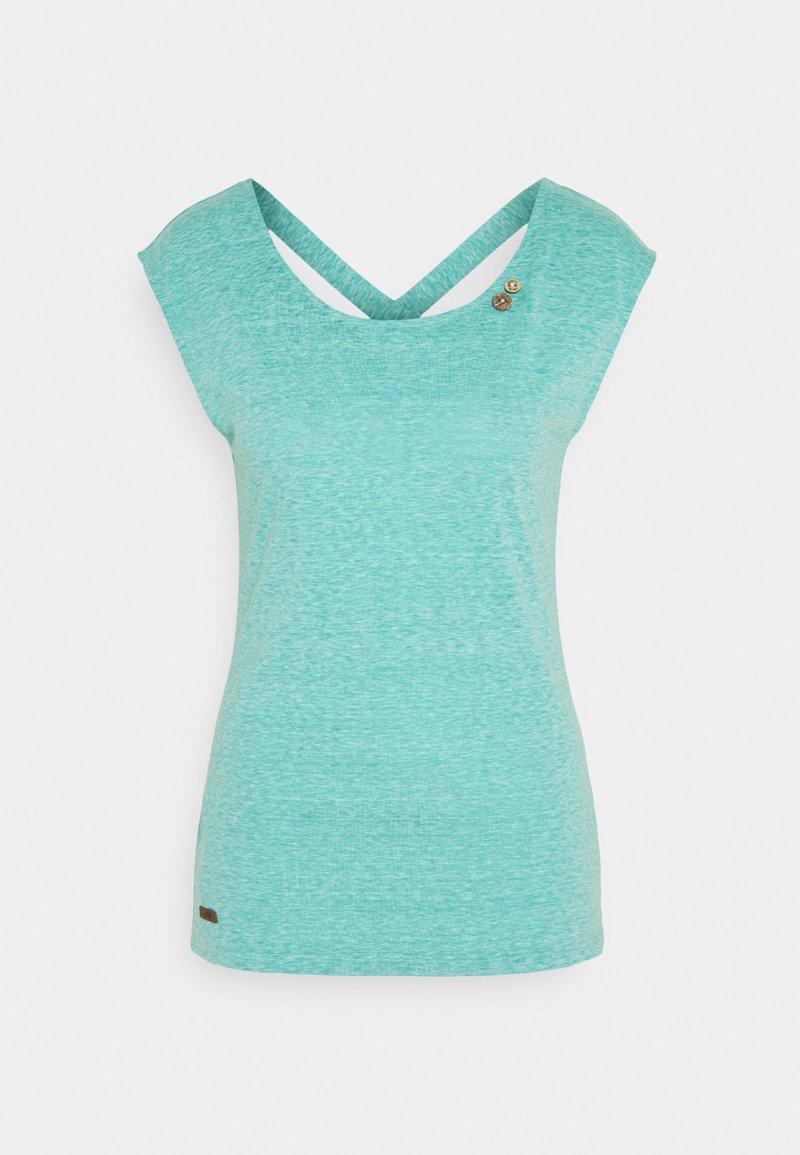 Ragwear - SOFIA - Basic T-shirt - mint