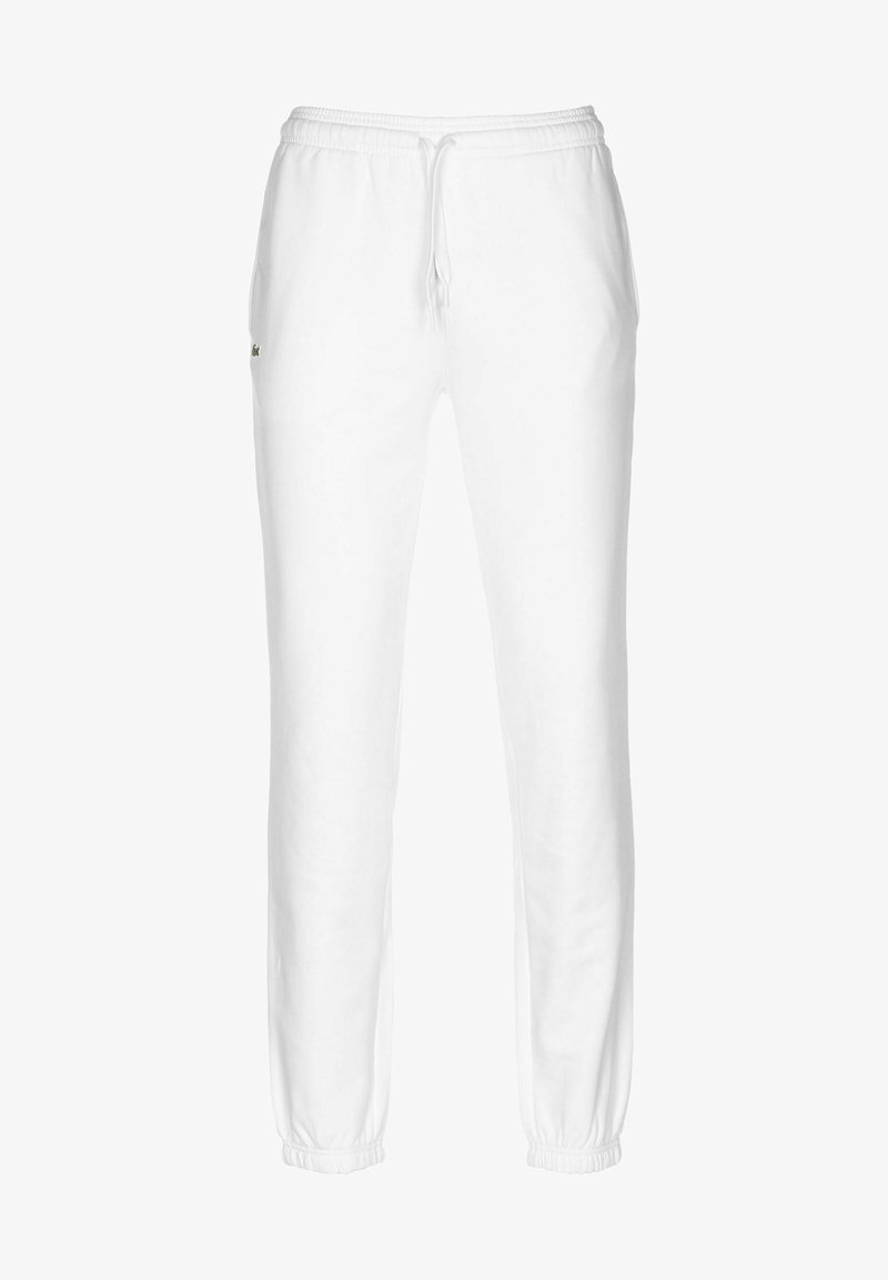 Lacoste - Pantalon de survêtement - white