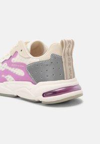Scotch & Soda - LOU - Sneakers laag - white/purple - 5