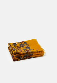 Esprit - FLOWER SCARF - Scarf - yellow - 1