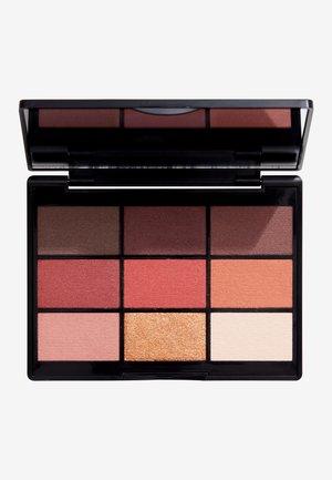 9 SHADES  - Eyeshadow palette - 006 to rock down under