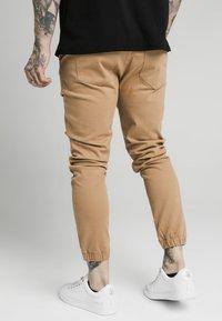 SIKSILK - CUFFED - Jeans Skinny Fit - beige - 4