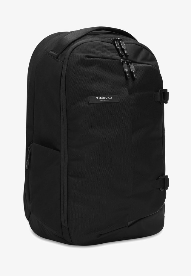 NEVER CHECK - Rucksack - jet black