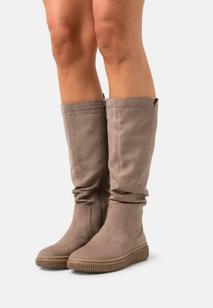 Boots - stone