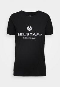 Belstaff - MARIOLA - T-shirt imprimé - black - 0