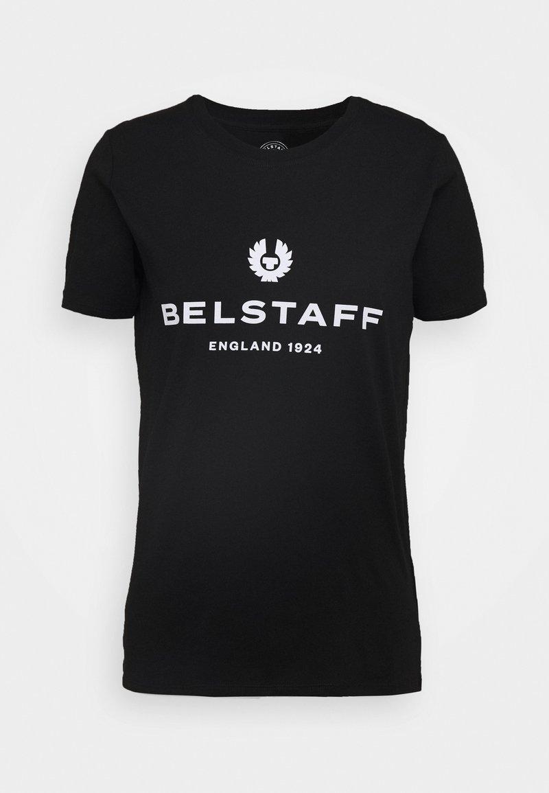Belstaff - MARIOLA - T-shirt imprimé - black