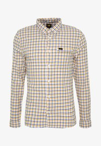 Lee - SLIM FIT - Camicia - golden yellow - 4