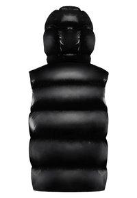 JACK1T - PRIME SLICK - Waistcoat - black/gold - 3