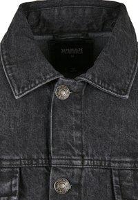 Urban Classics - Denim jacket - black stone washed - 2