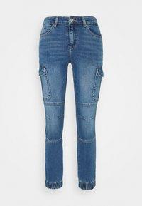 ONLMISSOURI LIFE - Skinny džíny - medium blue denim