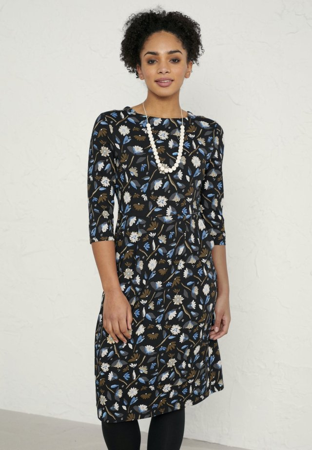 TAMSIN  - Sukienka z dżerseju - black