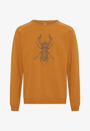 MELVIN - Sweatshirt - yellow
