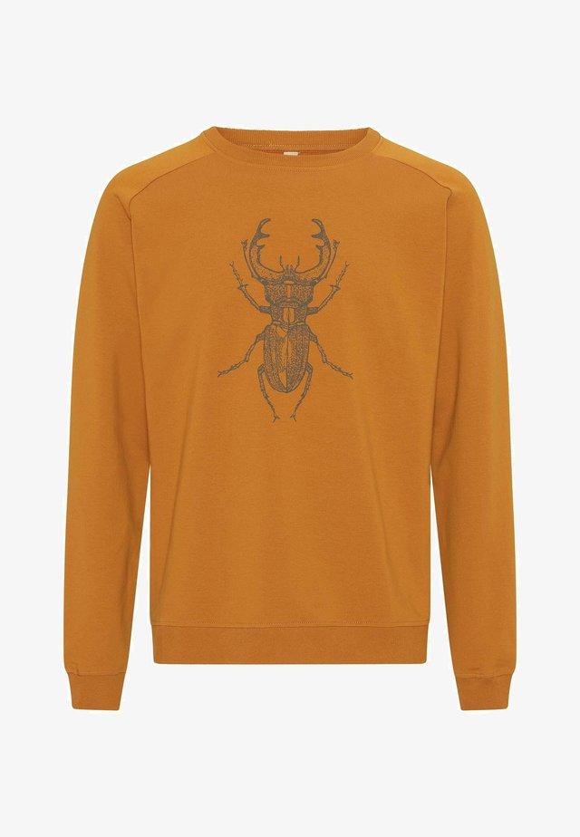 MELVIN - Sweatshirts - yellow
