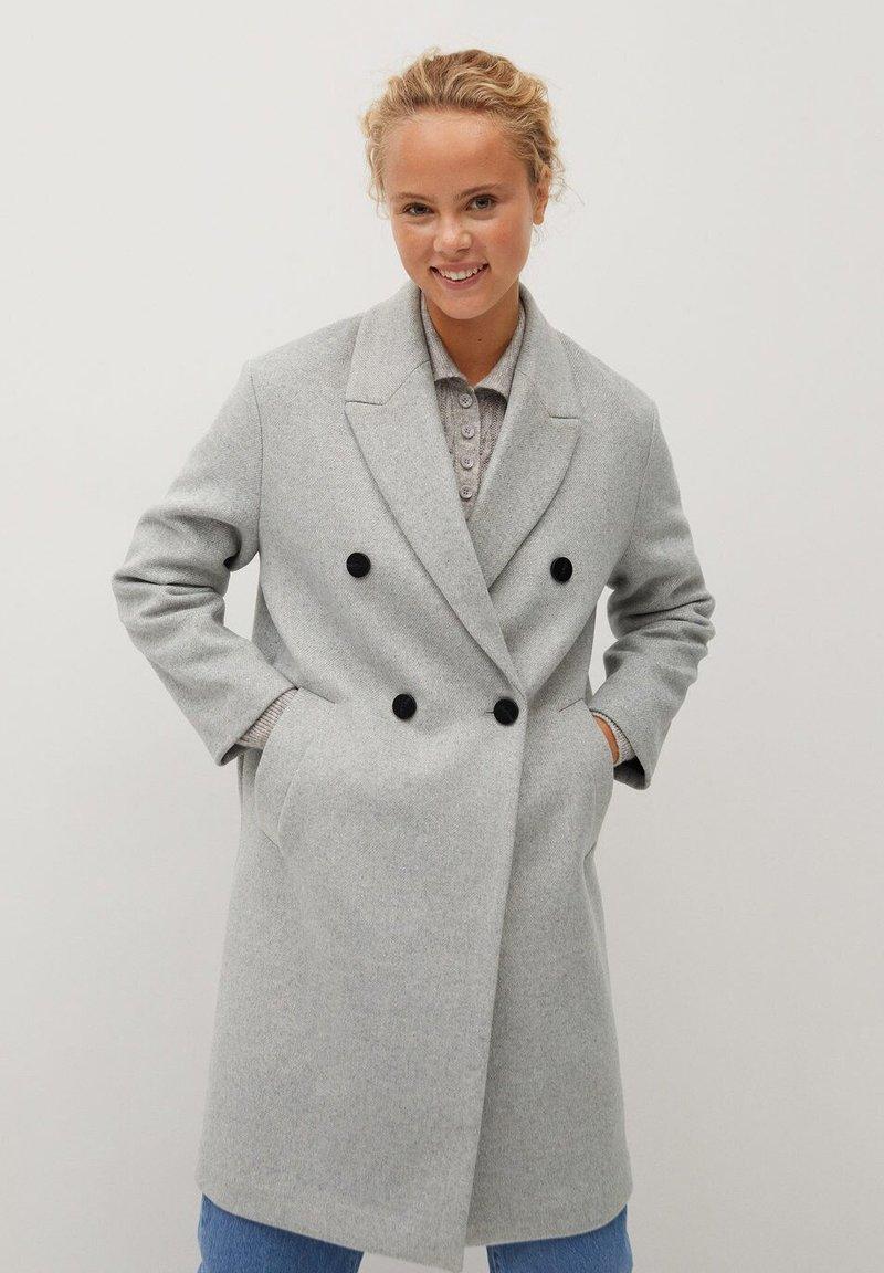 Mango - BARTOLI - Manteau classique - grau