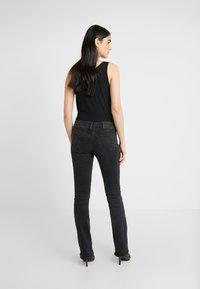 True Religion - NEW HALLE - Jeans Skinny Fit - black - 2
