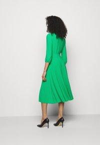 Lauren Ralph Lauren - FELIA LONG SLEEVE DAY DRESS - Jersey dress - stem - 2