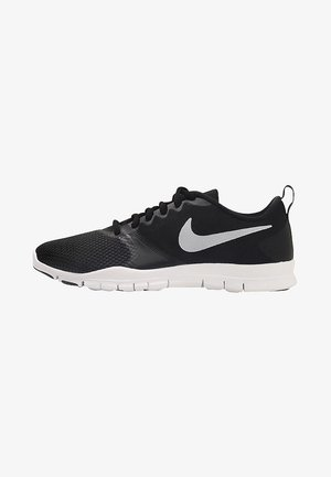 WMNS NIKE FLEX ESSENTIAL TR - Sports shoes - black/anthracite/white