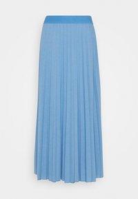 Marc O'Polo - Pleated skirt - light blue - 0