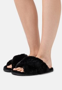 Even&Odd - Slippers - black - 0