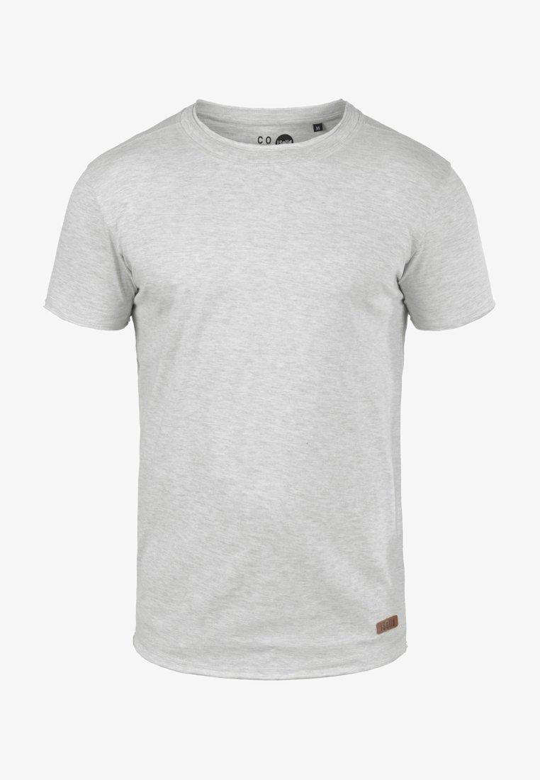 Solid T-Shirt basic - gray/grau WP6W6H