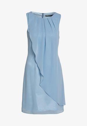Koktejlové šaty/ šaty na párty - hellblau