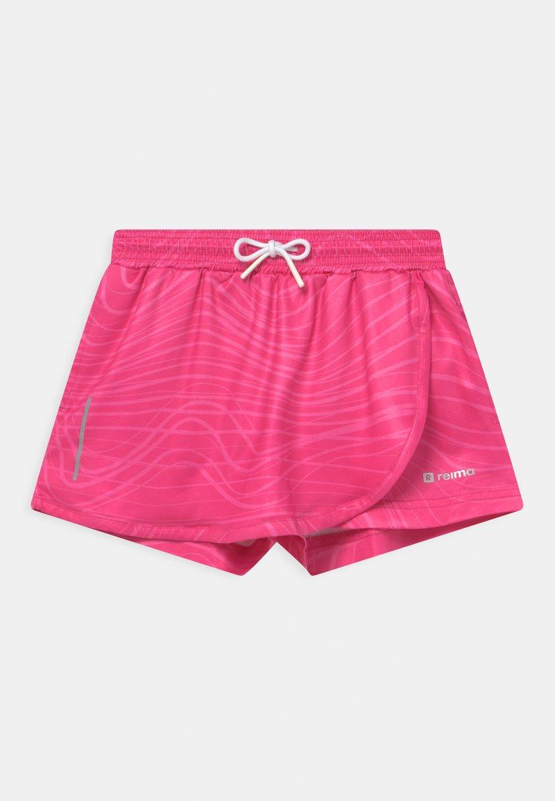 Reima - SKORT LIIKKUEN - Sportovní kraťasy - fuchsia pink