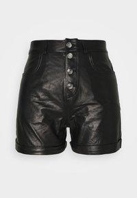 maje - IRINE - Shorts - noir - 4
