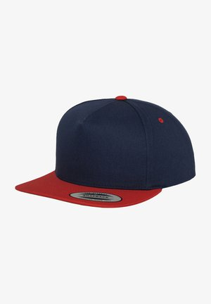 Cap - nvy/red