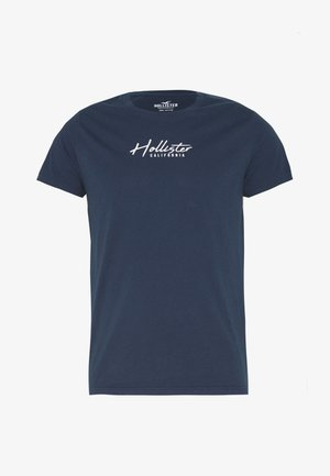 OMBRE  - T-shirts print - navy