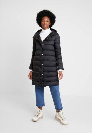 SANIKA - Down coat - black