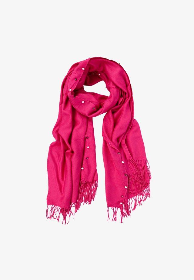 BRIXEN - Szal - pink
