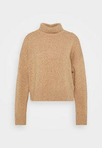 ARKET - TURTLENECK JUMPER - Jumper - beige dark - 4