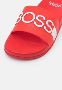 BOSS - Mules - bright red - 5