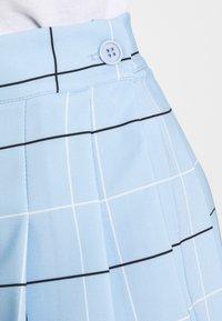 WAL G. - GEMMA SKIRT - Mini skirt - powder blue - 4
