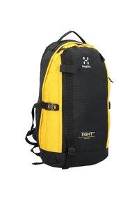 Haglöfs - TIGHT - Rucksack - true black pumpkin yellow - 3