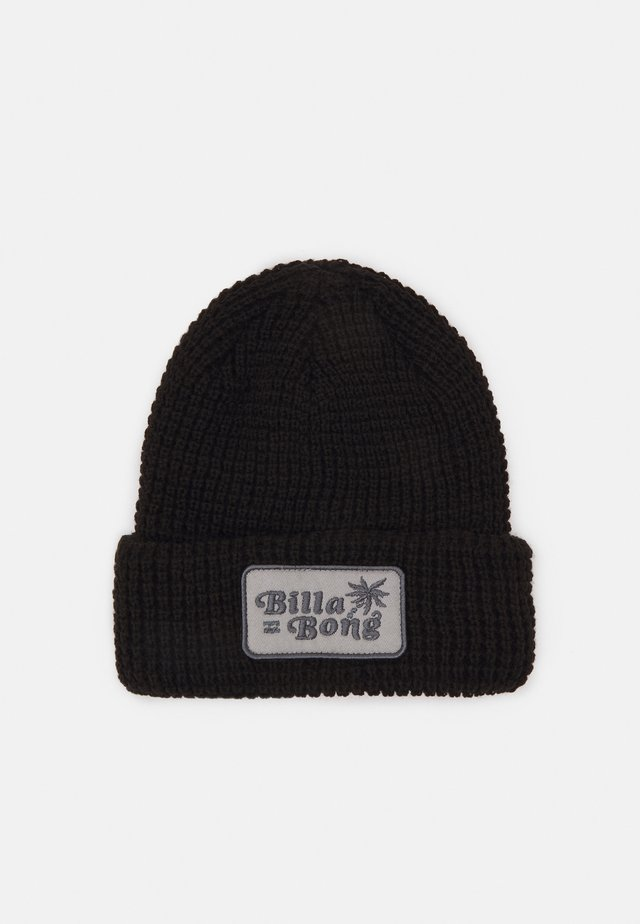 WALLED UNISEX - Bonnet - black