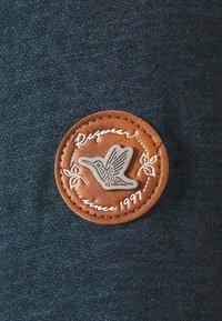 Ragwear Plus - NESKA ZIP - Zip-up sweatshirt - denim blue - 5
