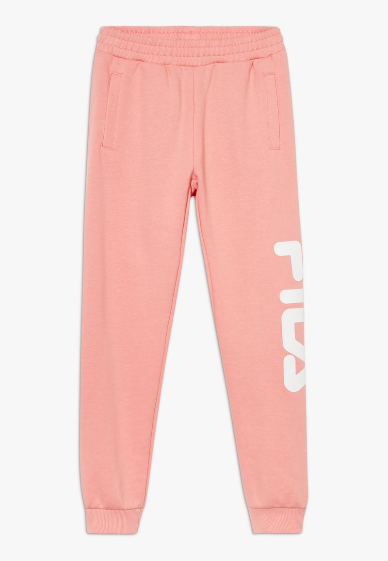 Fila - CLASSIC - Tracksuit bottoms - lobster bisque