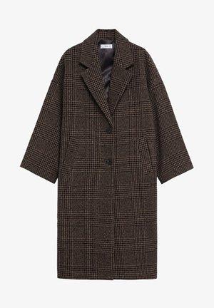 GAUGUIN - Wollmantel/klassischer Mantel - braun