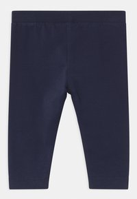 MOSCHINO - Leggings - Trousers - blue navy - 1
