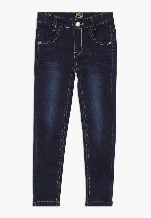 JOSIE - Jeans slim fit - dark denim