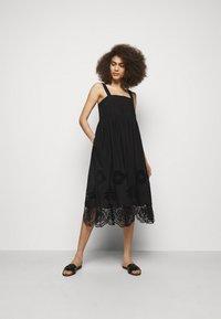 See by Chloé - Day dress - black - 0