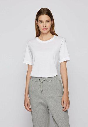 ECOSA - Basic T-shirt - white
