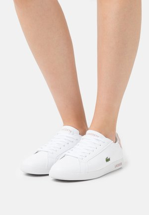 GRADUATE  - Sneakers laag - white/light pink