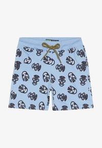 Lemon Beret - SMALL BOYS BERMUDA - Pantalones deportivos - blue bell - 2