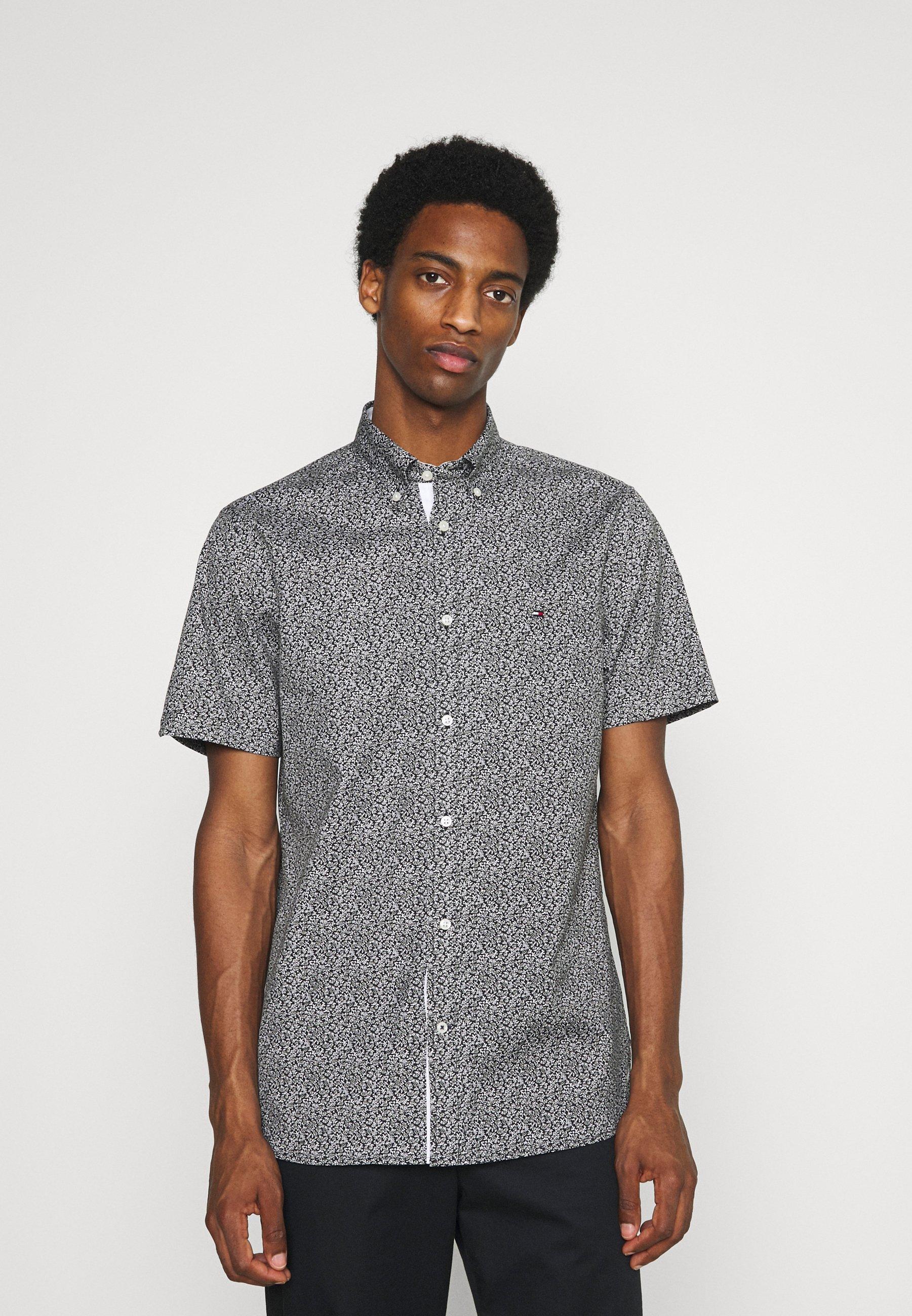 Uomo SOFT MINI FLORAL PRINT - Camicia