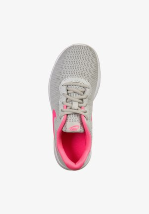 TANJUN SNEAKER KINDER - Trainers - grey fog/digital pink/white