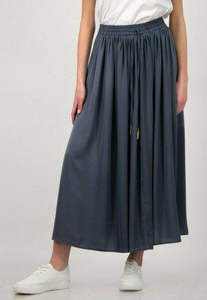 Maxi skirt - vintage blue