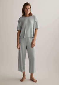 OYSHO - Pyjama bottoms - grey - 1