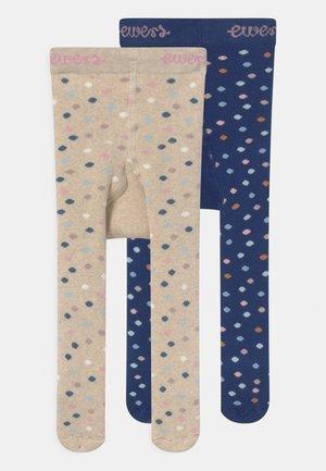 BASIC 2 PACK UNISEX - Panty - multi-coloured
